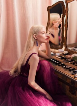 Anya Taylor-Joy x Dior