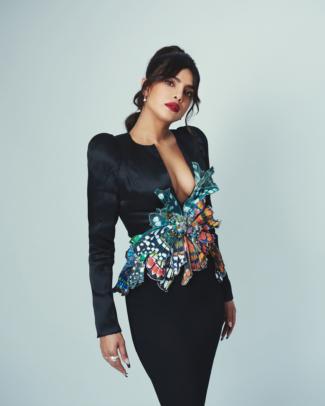 Priyanka Chopra x Bulgari